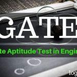 Gate EXAM 2020