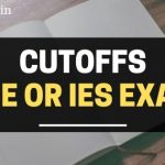 UPSC IES ESE Cutoffs