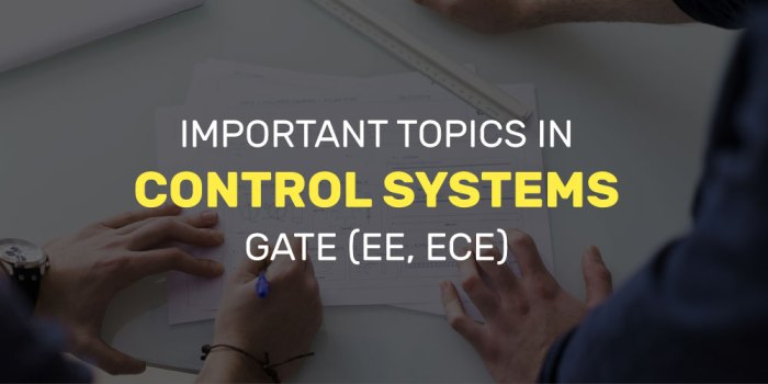 important topics in control system logicwork