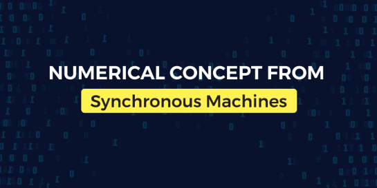 important topic in synchronous machine