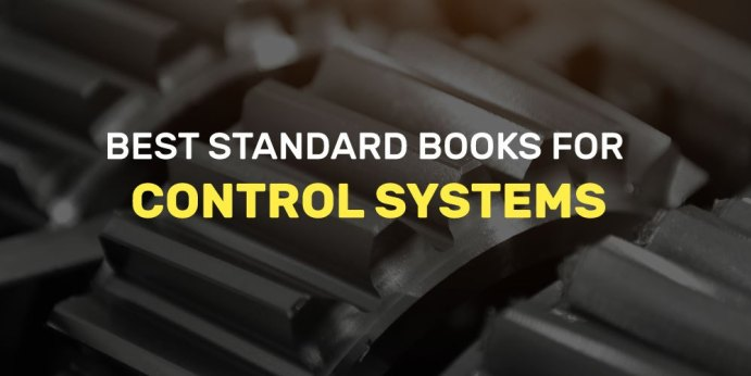Best standard books for control systems