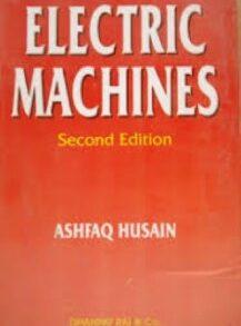 Electric Machine By Ashfaq Hussain free pdf download